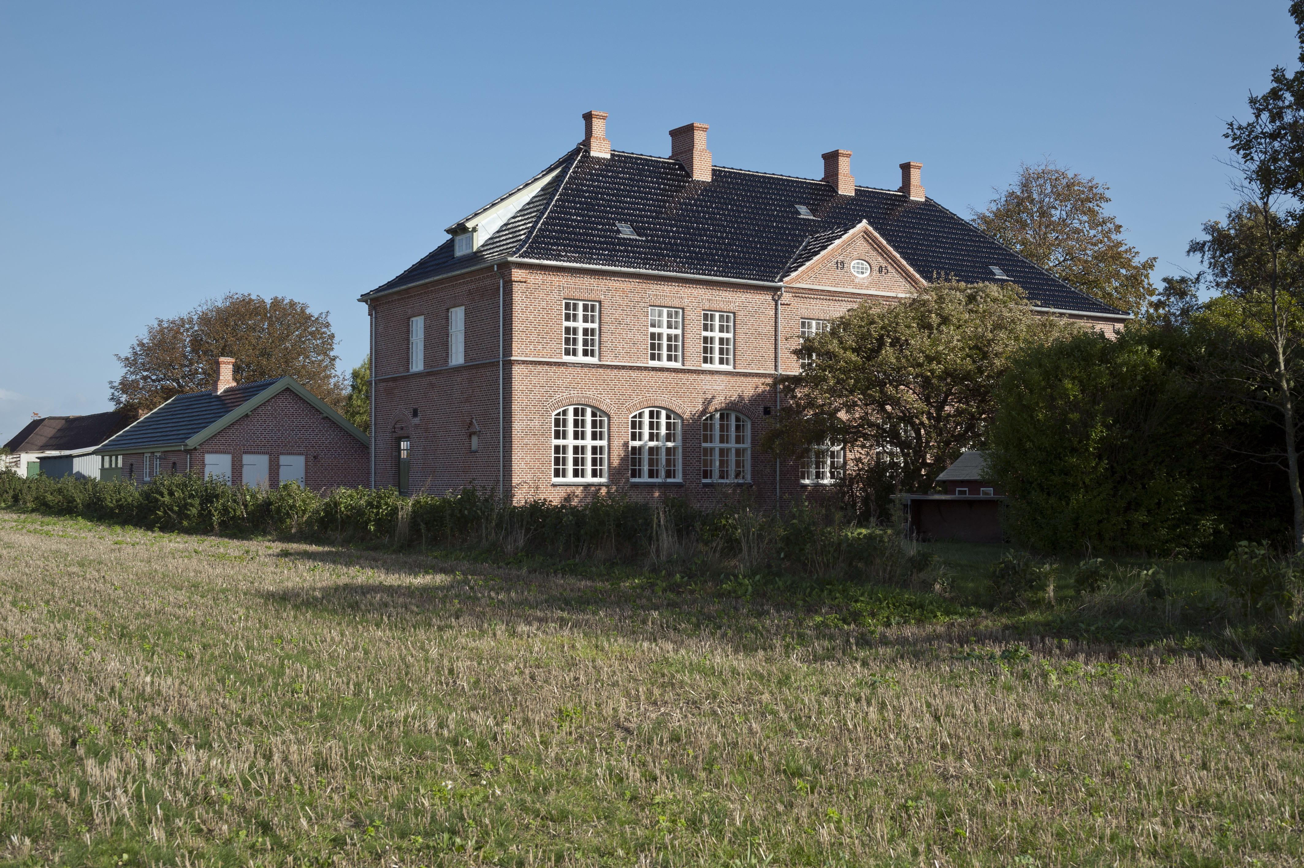 Indvielse Af Stryno Skole Og Kulturhus