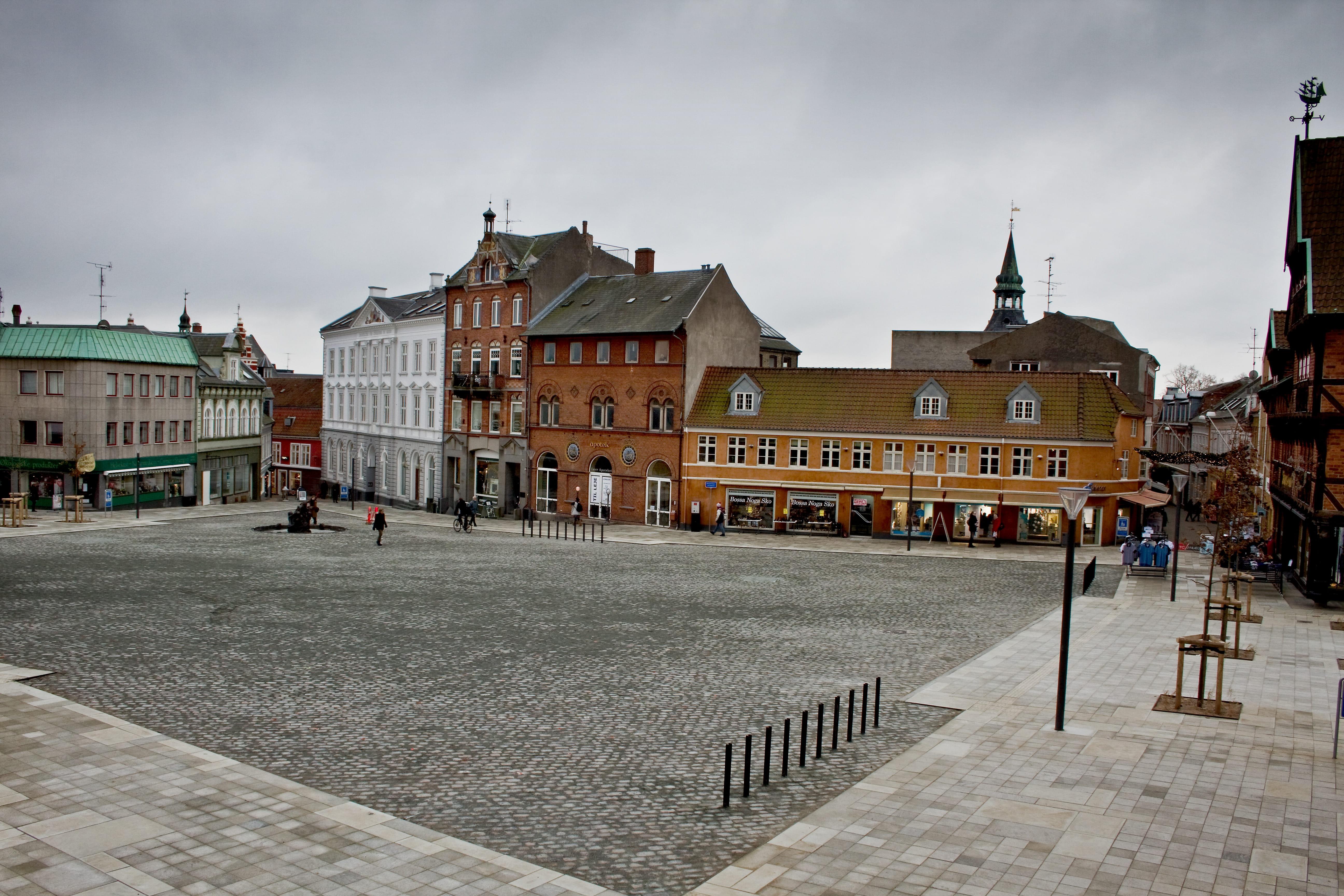 8e04b1cd280 Svendborg fejrer indvielsen af Torvet og Lille Torv