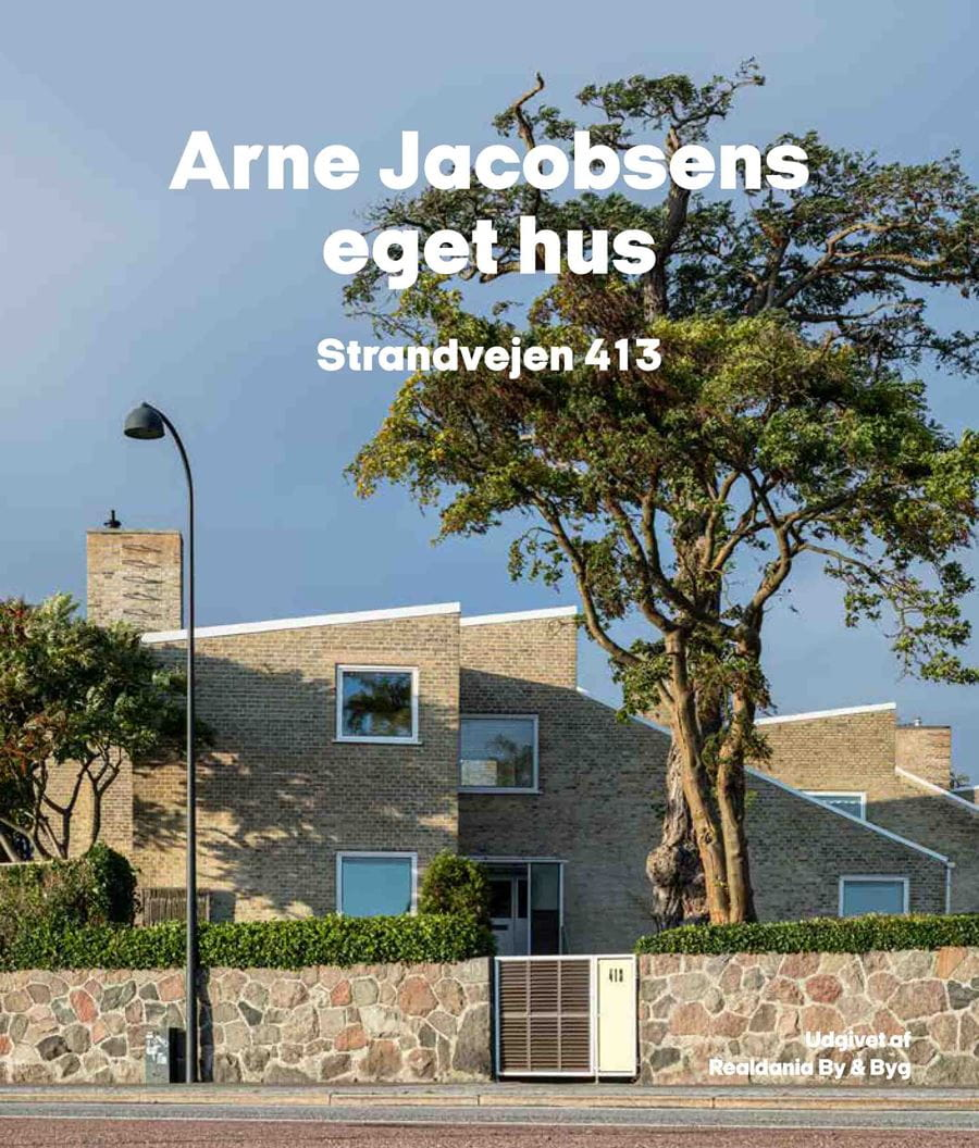 Arne Jacobsens eget hus - køb eller download gratis
