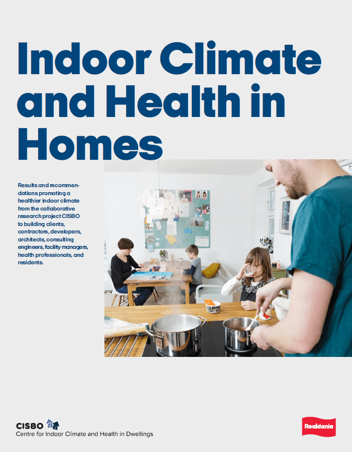 Indoor Climate and Health in Homes