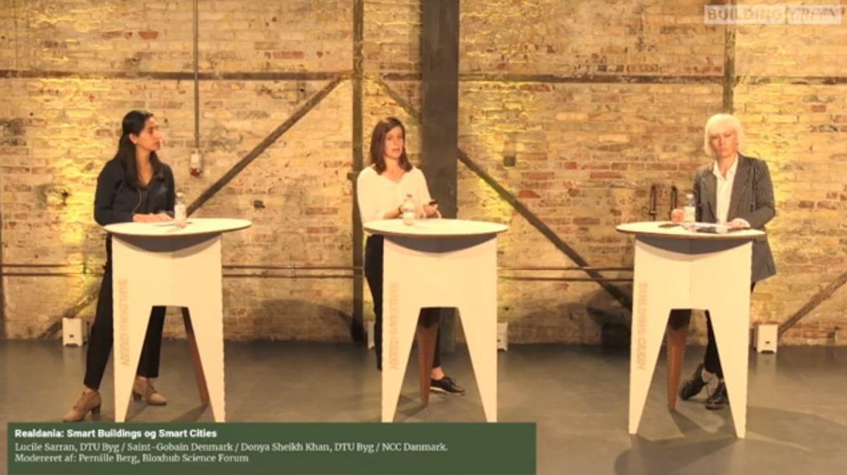 Learning Session om Smart Buildings og Smart Cities Building Green den 28. oktober 2020
