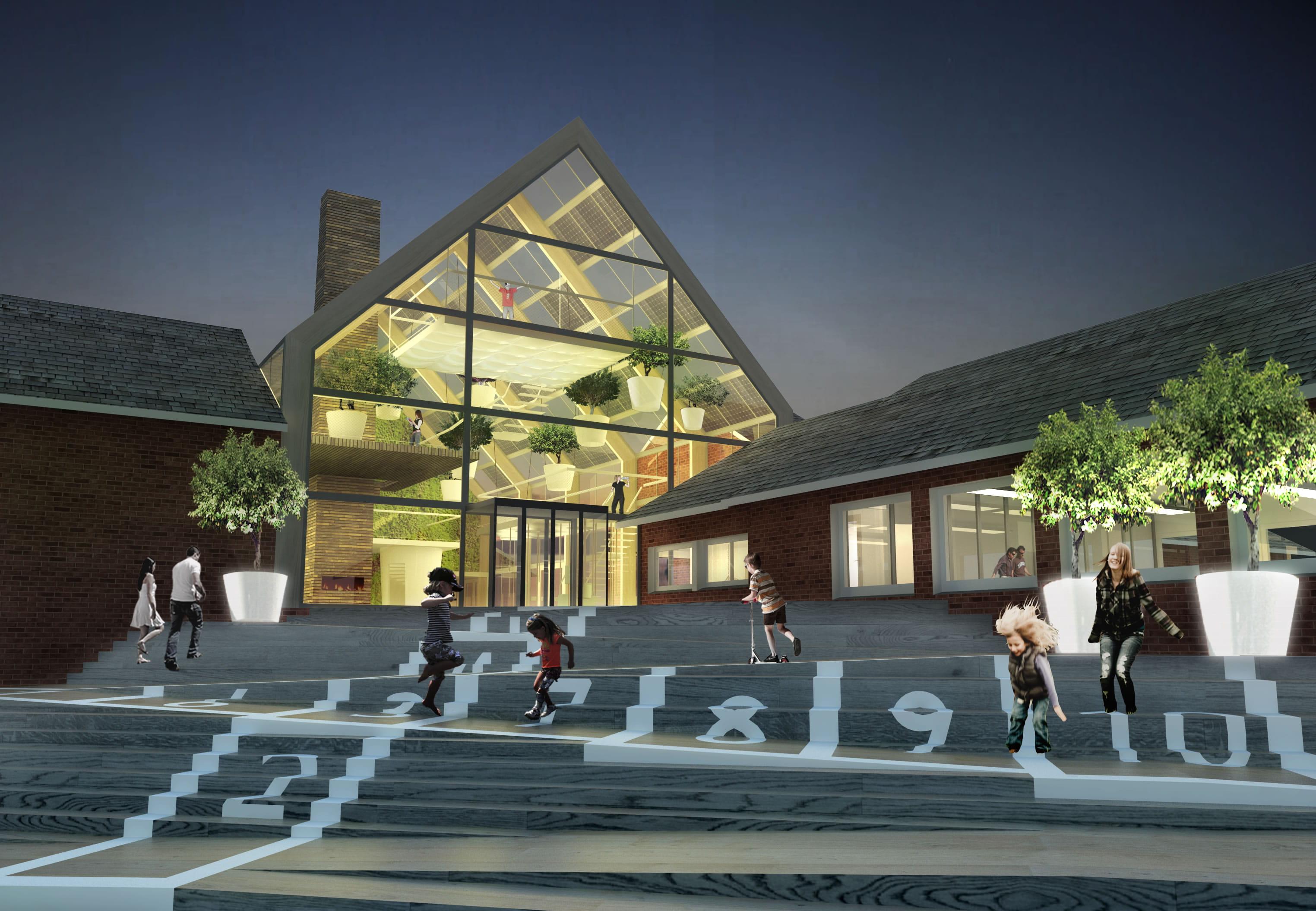 det nye x hus i vester hsinge rykker nrmere - Moderne Huser 2015