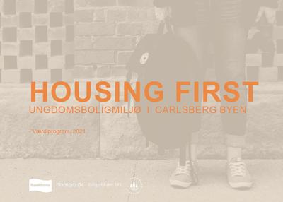 Housing First - Ungdomsboligmiljø i Carlsbergbyen