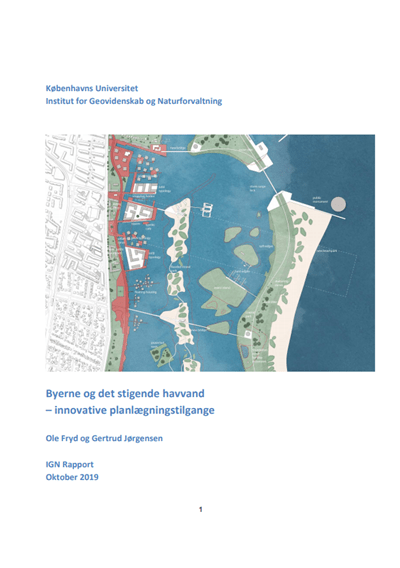 Byerne og det stigende havvand - innovative planlægningstilgange