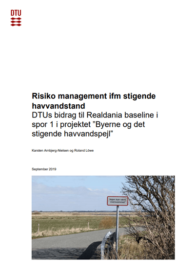 Risiko management ifm stigende havvandstand