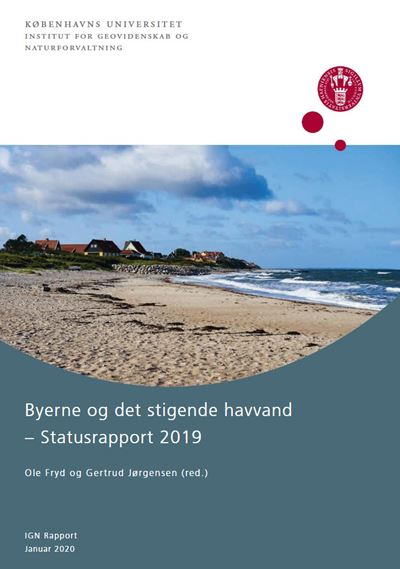 Byerne og det stigende havvand - Statusrapport 2019