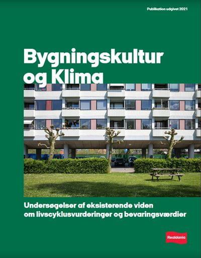 Bygningskultur og Klima