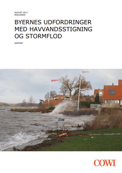 Byernes udfordringer med havvandsstigning og stormflod