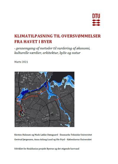 Klimatilpasning til oversvømmelser fra havet i byer