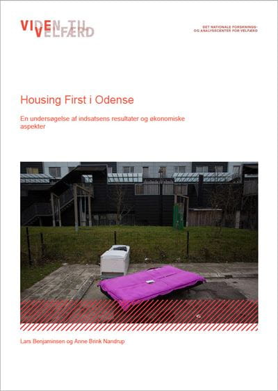 Housing First i Odense