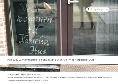 Kamelia Hus Slutrapport