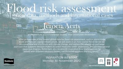 Webinar: Flood risk assessment - new data, methods and international cases