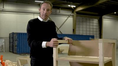 Anders Lendager: Den danske pavillon til OL i Tokyo 2020