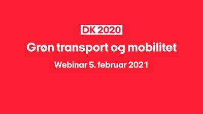 Grøn transport og mobilitet